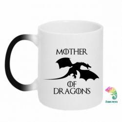 Кружка-хамелеон Mother Of Dragons