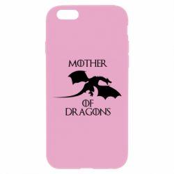 Чехол для iPhone 6 Plus/6S Plus Mother Of Dragons - FatLine