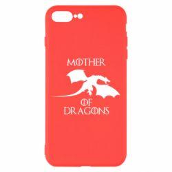 Чехол для iPhone 7 Plus Mother Of Dragons - FatLine