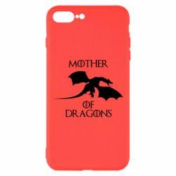 Чехол для iPhone 8 Plus Mother Of Dragons - FatLine
