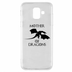Чехол для Samsung A6 2018 Mother Of Dragons - FatLine