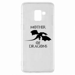 Чехол для Samsung A8+ 2018 Mother Of Dragons - FatLine