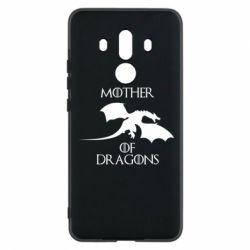 Чехол для Huawei Mate 10 Pro Mother Of Dragons - FatLine