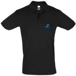 Футболка Поло Motherboard through the T-Shirt