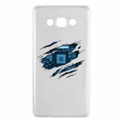 Чохол для Samsung A7 2015 Motherboard through the T-Shirt