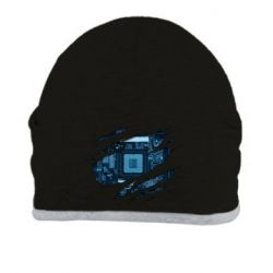 Шапка Motherboard through the T-Shirt
