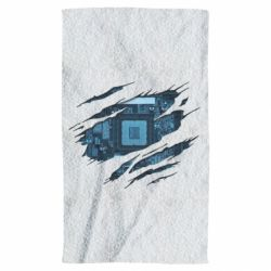 Рушник Motherboard through the T-Shirt
