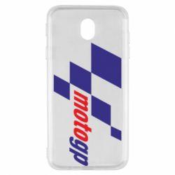 Чехол для Samsung J7 2017 MOTO GP