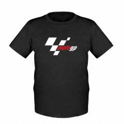 Детская футболка MOTO GP - FatLine