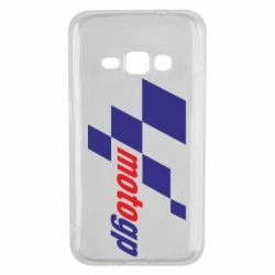 Чехол для Samsung J1 2016 MOTO GP