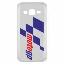 Чехол для Samsung J2 2015 MOTO GP