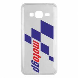 Чехол для Samsung J3 2016 MOTO GP