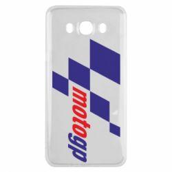 Чехол для Samsung J7 2016 MOTO GP