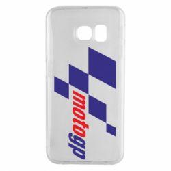 Чехол для Samsung S6 EDGE MOTO GP