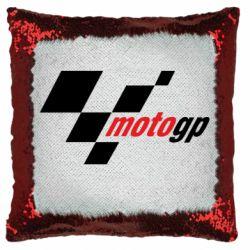 Подушка-хамелеон MOTO GP