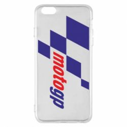 Чехол для iPhone 6 Plus/6S Plus MOTO GP