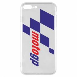 Чехол для iPhone 8 Plus MOTO GP