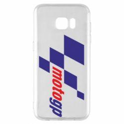 Чехол для Samsung S7 EDGE MOTO GP