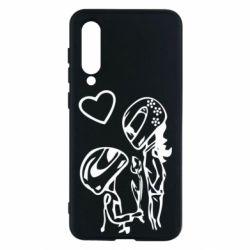 Чехол для Xiaomi Mi9 SE MOTO LOVE