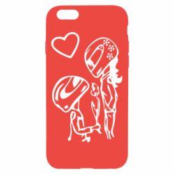 Чехол для iPhone 6/6S MOTO LOVE