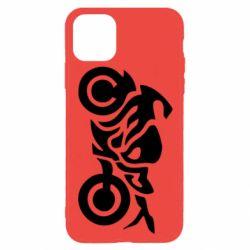 Чехол для iPhone 11 Pro MOTO SPORT