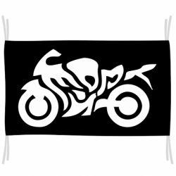 Флаг MOTO SPORT