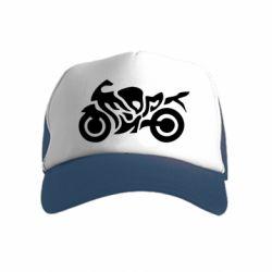 Детская кепка-тракер MOTO SPORT