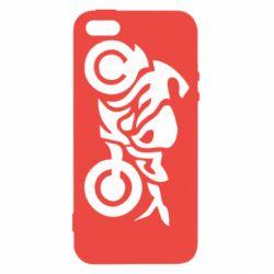 Чехол для iPhone5/5S/SE MOTO SPORT
