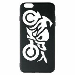 Чехол для iPhone 6 Plus/6S Plus MOTO SPORT
