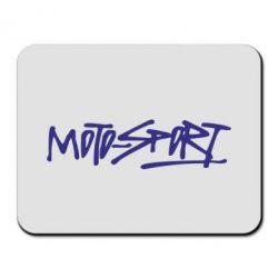 Килимок для миші MOTO SPORT - FatLine