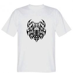 Мужская футболка Мотоцикл с кельтами - FatLine