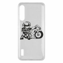 Чохол для Xiaomi Mi A3 Мотоциклист
