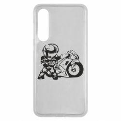 Чехол для Xiaomi Mi9 SE Мотоциклист