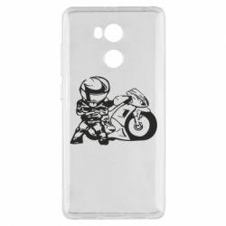 Чехол для Xiaomi Redmi 4 Pro/Prime Мотоциклист - FatLine