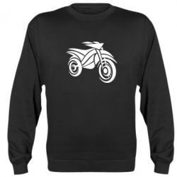 Реглан (свитшот) Motocross Bike