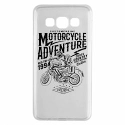 Чехол для Samsung A3 2015 Motorcycle Adventure