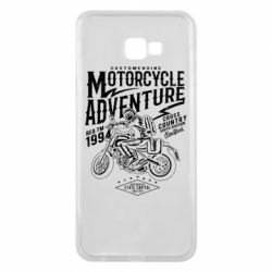 Чехол для Samsung J4 Plus 2018 Motorcycle Adventure