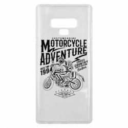 Чехол для Samsung Note 9 Motorcycle Adventure