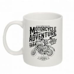 Кружка 320ml Motorcycle Adventure