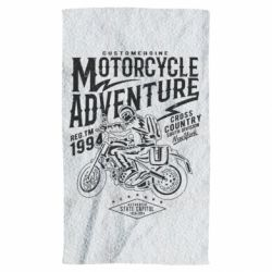 Полотенце Motorcycle Adventure