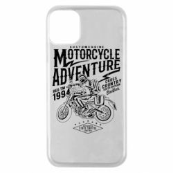Чехол для iPhone 11 Pro Motorcycle Adventure
