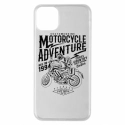 Чехол для iPhone 11 Pro Max Motorcycle Adventure