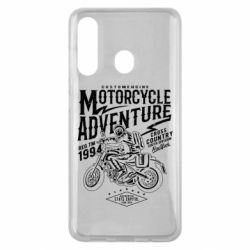 Чехол для Samsung M40 Motorcycle Adventure