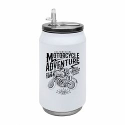 Термобанка 350ml Motorcycle Adventure
