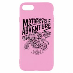 Чехол для iPhone 7 Motorcycle Adventure