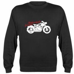 Реглан (світшот) Motorcycle forever