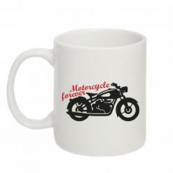 Кружка 320ml Motorcycle forever