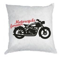 Подушка Motorcycle forever