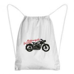 Рюкзак-мішок Motorcycle forever