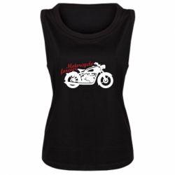 Майка жіноча Motorcycle forever